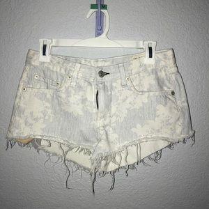 Rag and bone shorts